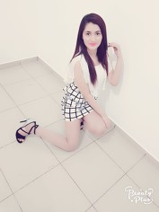 NIKITA-indian Model +, Bahrain call girl, DP Bahrain Escorts – Double Penetration Sex